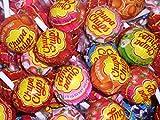Sucettes Chupa Chups, paquet de 75 - Saveurs mixtes, y compris le cola, la...