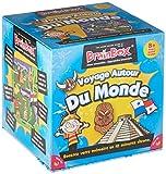 Brain Box Voyage autour du monde - Asmodee - Jeu éducatif - Jeu enfant