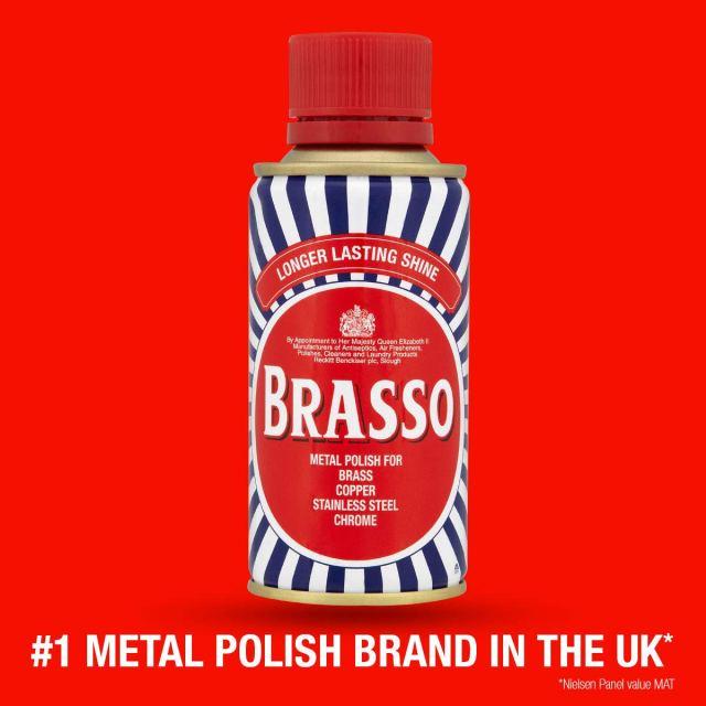 Brasso Metallpolitur Liquid 23l : Amazon.de: Drogerie & Körperpflege