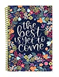 bloom daily planners 2018-2019 Academic Year Day Planner - Monthly/Weekly Calendar Book - Inspirational Dated Agenda Organizer - (August 2018 - July 2019) - 6
