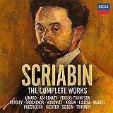 Scriabine : Oeuvre intégrale