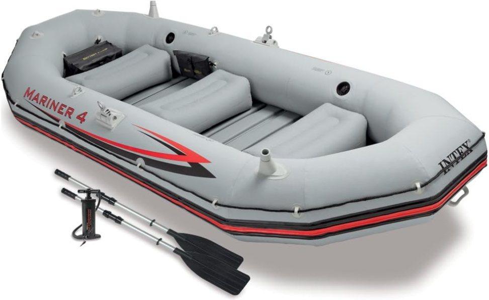 Intex Mariner Inflatable Boat review