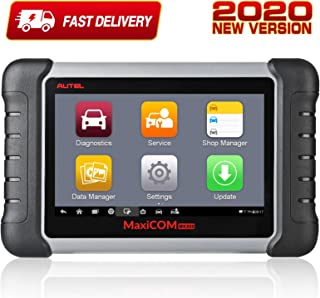 Autel MaxiCOM MK808 OBD2 Diagnostic Scan Tool with All System basic diagnostic functions..