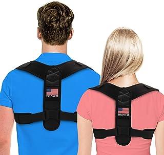 Posture Corrector For Men And Women – USA Patented Design – Adjustable Upper..
