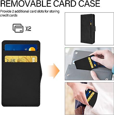 FYY 手帳型ケース 大容量カードスロット