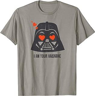 Star Wars Darth Vader I Am Your Valentine T-Shirt