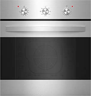 """Empava 24"""" Stainless Steel 6 Cooking Functions Electric Built-in Convection Single.."""