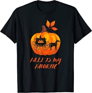 Fall Is My Favorite Horse