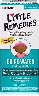 Little Remedies Gripe Water-No Alcohol, Sodium Bicarbonate, Artificial Color & Gluten..