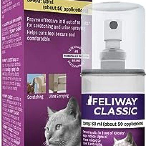 Cat Calming Pheromone Spray