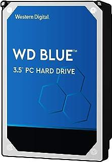 """WD Blue 1TB PC Hard Drive – 7200 RPM Class, SATA 6 Gb/s, 64 MB Cache, 3.5"""".."""