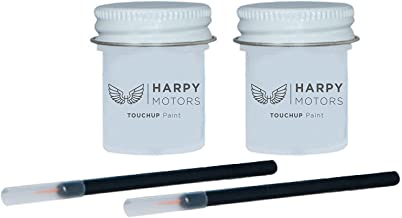 Harpy Motors 1/2oz Touch up Paint Basecoat Clearcoat with Brush Compatible with 1964-1971..