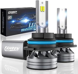 Fahren 9007/HB5 LED Headlight Bulbs, 60W 12000 Lumens Super Bright LED Headlights..