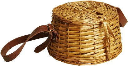 Wald Imports Willow Basket