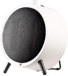 Honeywell HCE200W UberHeat Ceramic Heater White Energy Efficient Space Saving Portable..
