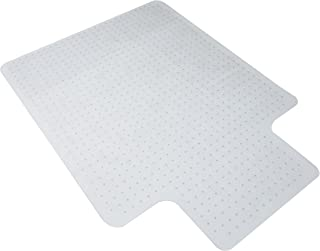 """OFM Essentials Collection 36"""" x 48"""" Chair Mat with Lip for Carpet (ESS-8800C)"""