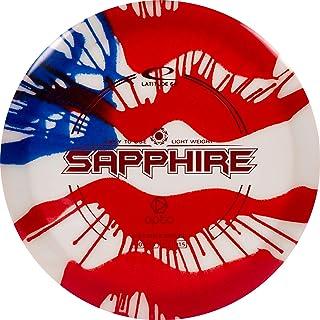 Latitude 64 MyDye American Flag Disc Golf Discs | Maximum Distance Drivers | Stable..
