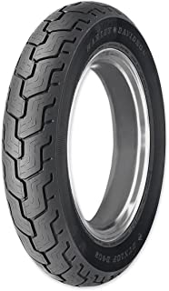 Dunlop Harley-Davidson D402 Rear Motorcycle Tire MT90B-16 (74H) Black Wall – Fits:..