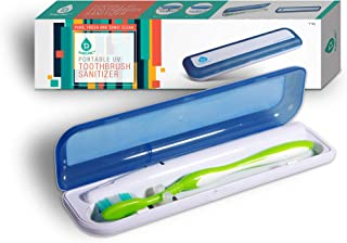Pursonic S1 Portable UV Toothbrush Sanitizer