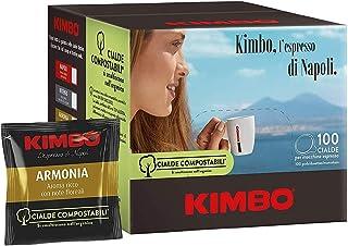 Kimbo Coffee ESE Espresso Pods (Armonia, 100 Pods)