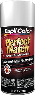 Dupli-Color BUN0300 Universal White Perfect Match Automotive Paint – 8 oz. Aerosol