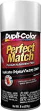 Dupli-Color BUN0300 Universal White Perfect Match Automotive Paint – 8 oz. Aerosol