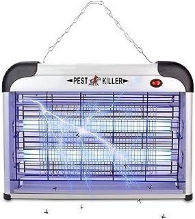 Electric Bug Zapper/Pest Repeller Control-Strongest Indoor 2800 Volt UV Lamp Flying Fly..