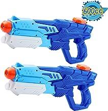 Yidarton Water Gun for Kids Adults 2 Pack Squirt Guns Super Water Soaker Blasters Long..