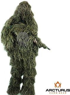 Arcturus Ghost Ghillie Suit for Men | Dense, Double-Stitched Design | Superior Camo..