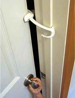DOOR MONKEY Door Lock & Pinch Guard – Safety Door Lock For Kids – Baby..