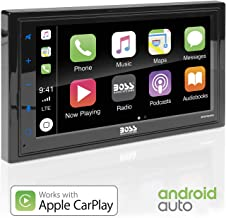 BOSS Audio BVCP9685A Apple Carplay Android Auto Car Multimedia Player – Double Din..