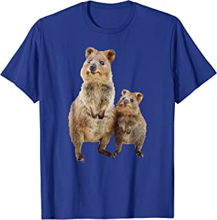Quokka T-Shirt   Funny Australian Quokka with Baby