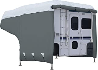 Classic Accessories Over Drive PolyPRO3 Deluxe Camper Cover, Fits 8' –..