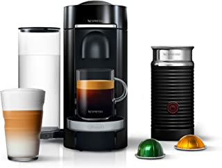 Nespresso by De'Longhi ENV155BAE VertuoPlus Deluxe Coffee and Espresso Machine..