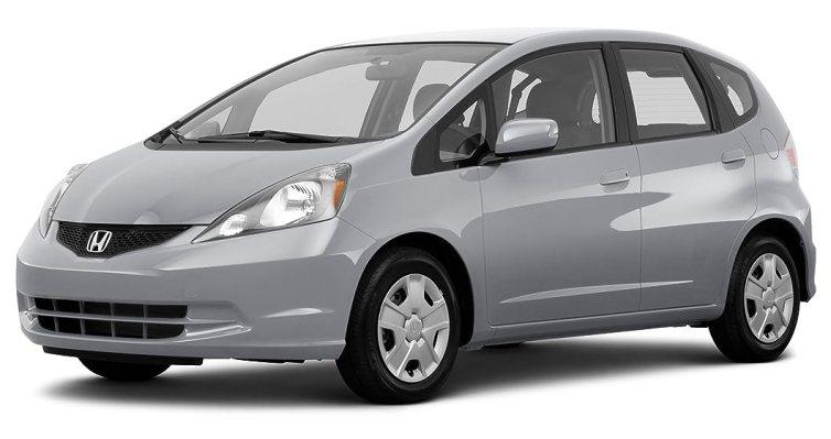 Amazon.com: 2013 Honda Fit Reviews, Images, and Specs: Vehicles
