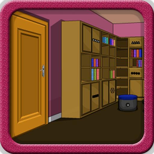 Escape Games-Puzzle Study Room
