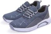 VON HUETTE Men's Maroon Sport Shoes