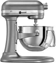 KitchenAid PRO600 Stand Mixer Continental – Silver (Renewed)