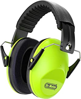 Dr.meter EM100 Kids Protective Earmuffs with Noise Blocking Children Ear muffs for..