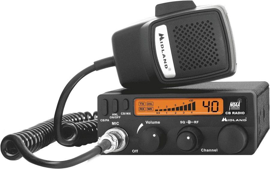 Midland 1001LWX 40 Channel Mobile CB