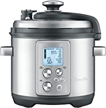 Breville BPR700BSS Fast Slow Pro Slow Cooker, Brushed Stainless Steel