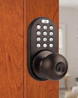 MiLocks Electronic Keypad Door lock for bedroom