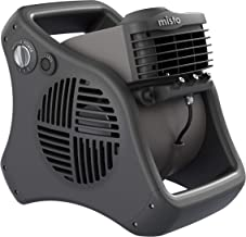 Lasko 7050 Misto Outdoor Misting Fan – Features Cooling Misters, Ideal for Camping,..