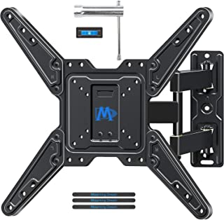 Mounting Dream Full Motion TV Wall Mount for Most 26-55 Inch TVs, Wall Mount for TV with..