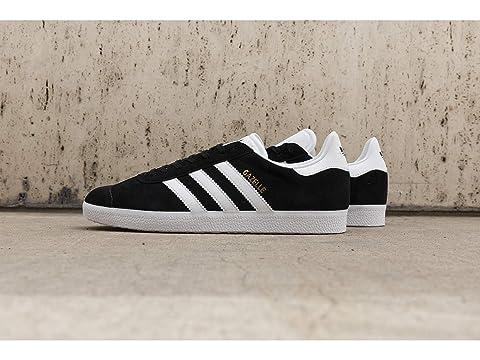 Adidas Gazelle Noir Et Rose 2
