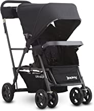 Joovy Caboose Ultralight Graphite Stroller, Sit and Stand, Tandem Stroller, Gray