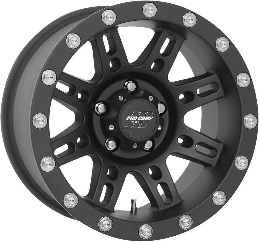 Pro Comp Alloys Series 31 Wheel with Flat Black Finish
