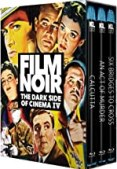 Film Noir: The Dark Side of Cinema IV [Calcutta / An Act of Murder / Six Bridges to Cross] [Blu-ray]
