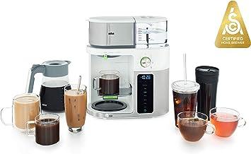 Braun MultiServe Coffee Machine 7 Programmable Brew Sizes / 3 Strengths + Iced Coffee..