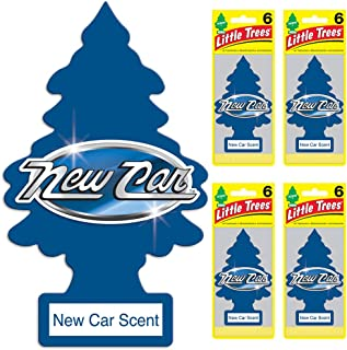 LITTLE TREES Car Air Freshener – Hanging Tree Provides Long Lasting Scent for Auto..